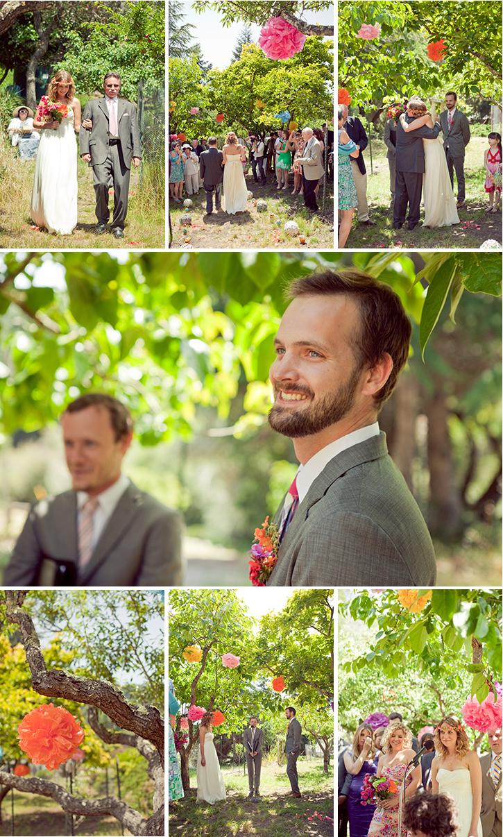 lisa amp max santa cruz garden wedding carlie statsky