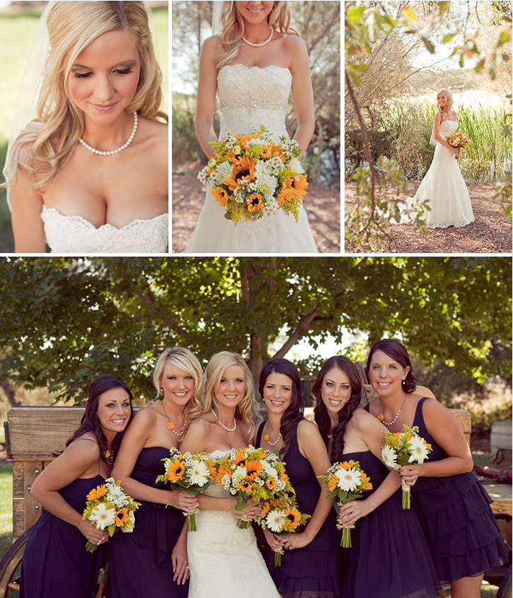 River Highlands Ranch Wedding